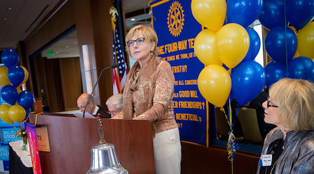Upcoming Speakers for the Rotary Club