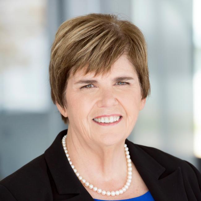 President Virginia Arthur, Metro State University